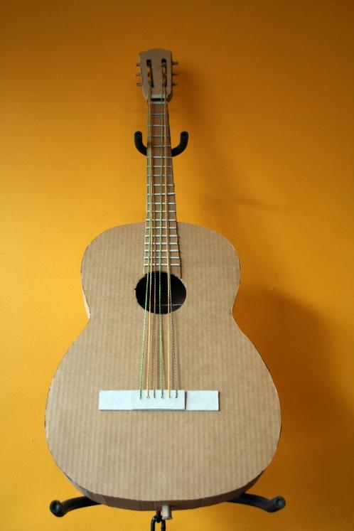 Cardboard Guitar (2009)
