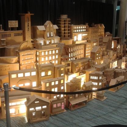 """Cardboard City"" (2012)"