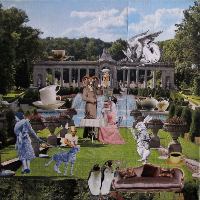 """The Ideal Garden Party"" (2015)"