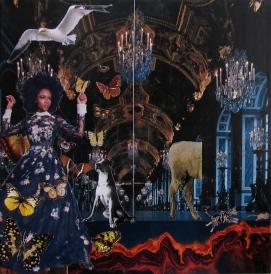 """""""The Butterflies of Versailles"""" (2015)"""