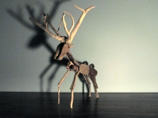 Driftwood Deer (2014)