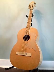 Cardboard Guitar (2017)